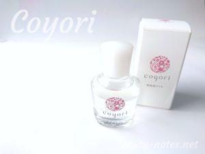 40代の乾燥肌に、美容オイルCoyori(こより)で皮脂ケア