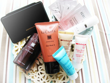 Today's beauty notes-グロッシーボックス4月分