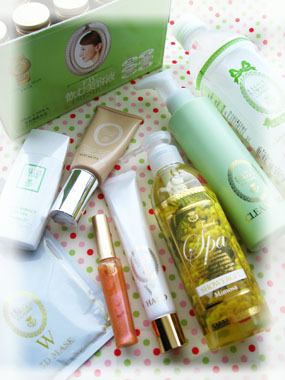 Today's beauty notes-フェリーチェトワコ福袋2013