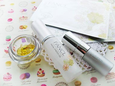 Today's beauty notes-ファンケルのスキンケアコフレ