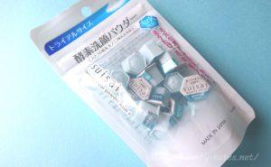 酵素洗顔3選_suisai